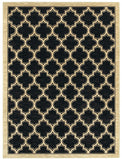 Dynamic Rugs Yazd 2816 Black Area Rug main image