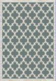 Dynamic Rugs Yazd 2816 Blue/Ivory Area Rug main image