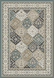 Dynamic Rugs Yazd 8471 Blue/Ivory Area Rug main image