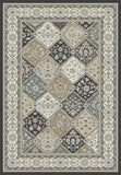 Dynamic Rugs Yazd 8471 Grey/Ivory Area Rug main image