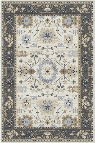 Dynamic Rugs Yazd 8531 Ivory/Grey Area Rug main image