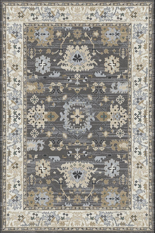 Dynamic Rugs Yazd 8531 Grey/Ivory Area Rug main image