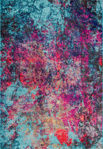 nuLOOM Abstract Reva ECCR20A Multi Area Rug main image