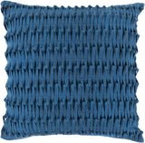 Surya Eden Criss Cross ED-002 Pillow 22 X 22 X 5 Poly filled
