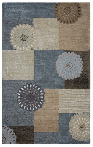 Rizzy Eden Harbor EH070A Multi Area Rug