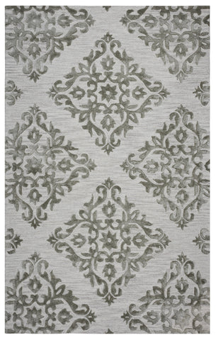Rizzy Eden Harbor EH110A Light Gray Area Rug