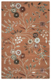 Rizzy Eden Harbor EH8637 Orange Area Rug