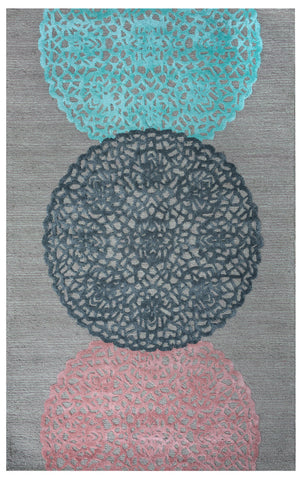 Rizzy Eden Harbor EH8881 Multi Area Rug