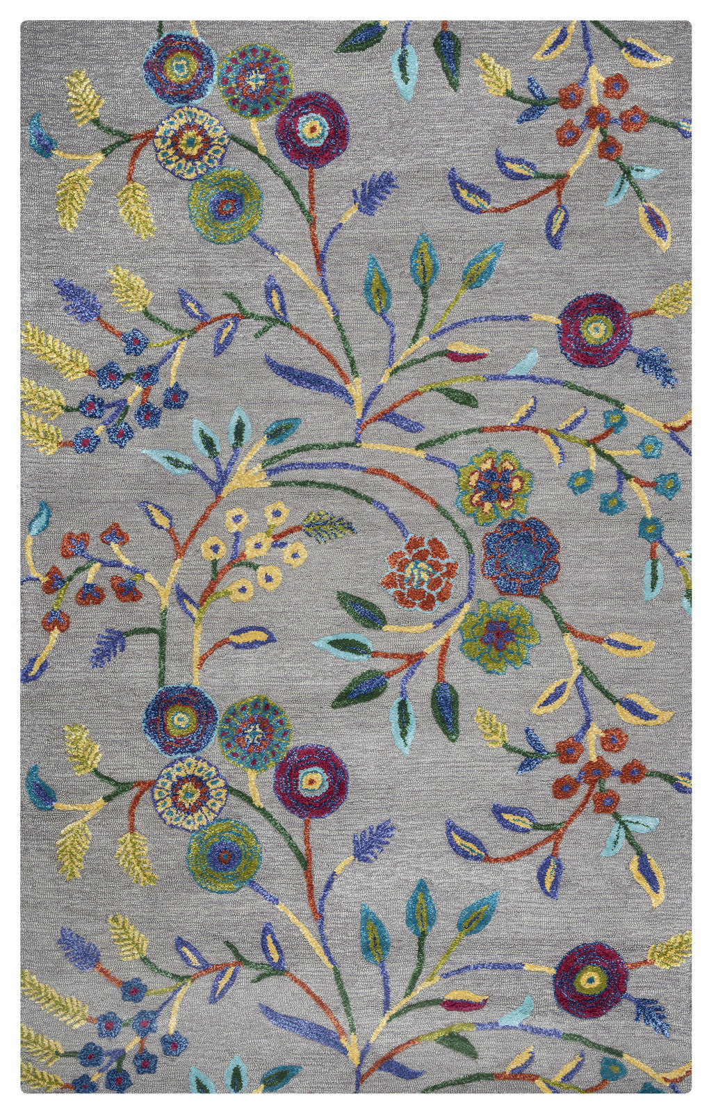 Rizzy Eden Harbor EH8883 Multi Area Rug