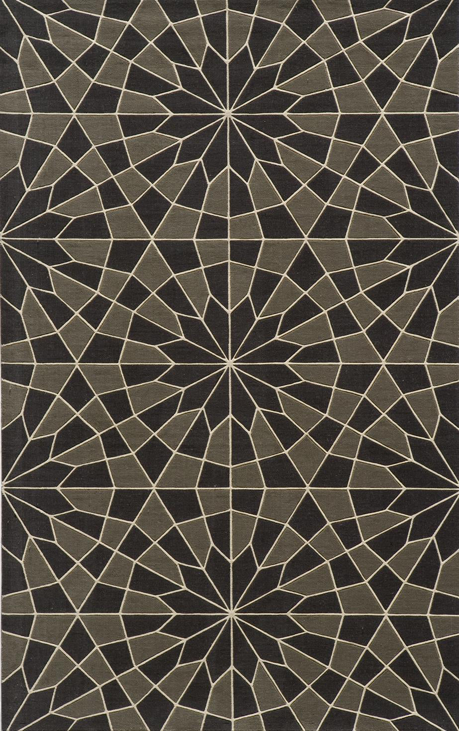 Momeni Elements EL-30 Charcoal Area Rug main image