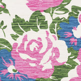 Artistic Weavers Elaine Carter Carnation Pink/Royal Blue Multi Area Rug Swatch