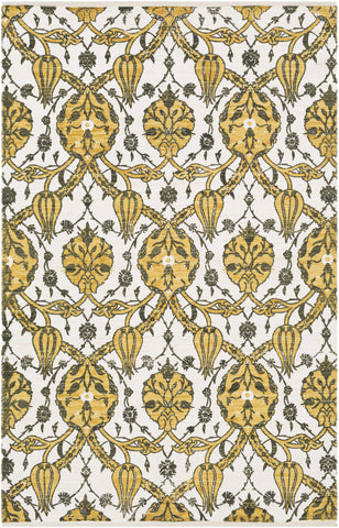 Artistic Weavers Elaine Landon Gold/Charcoal Multi Area Rug main image