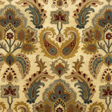 Surya Ellora ELO-4001 Beige Hand Tufted Area Rug Sample Swatch