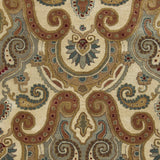 Surya Ellora ELO-4005 Beige Hand Tufted Area Rug Sample Swatch