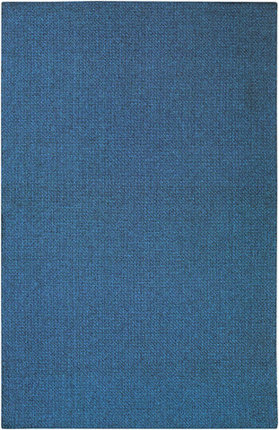 Ember EMB-1001 Blue Hand Woven Area Rug by Surya