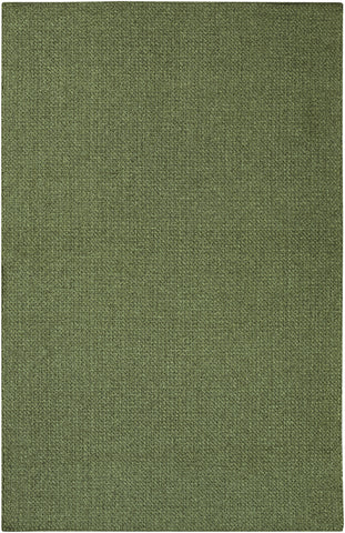 Ember EMB-1002 Green Hand Woven Area Rug by Surya