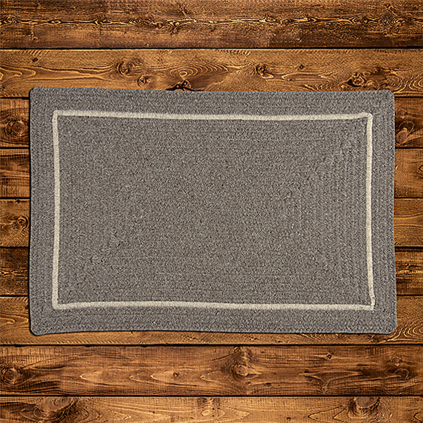 Colonial Mills Shear Natural EN32 Rockport Gray Area Rug main image