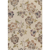Surya Enchanted ENC-4000 Beige Area Rug 5' x 8'