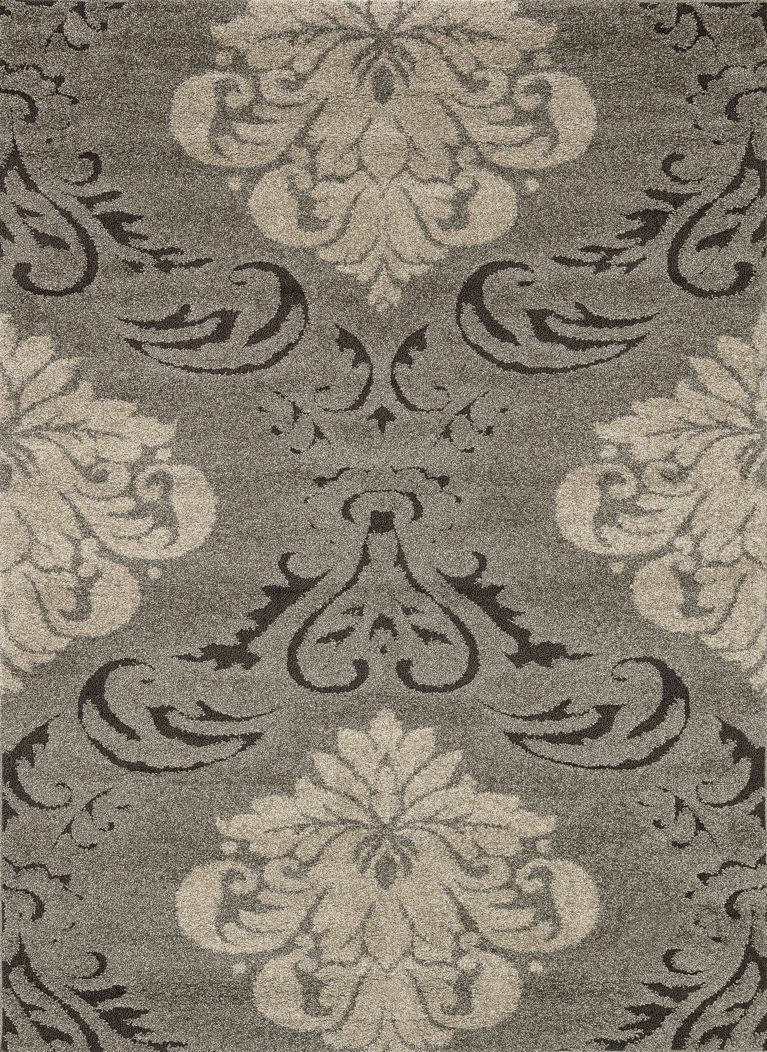 Loloi Enchant EN-03 Smoke / Beige Area Rug main image