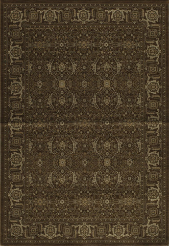 Momeni Encore EC-04 Chocolate Area Rug main image