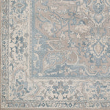 Artistic Weavers Ephesus Jessa Denim Blue/Light Blue Area Rug Swatch