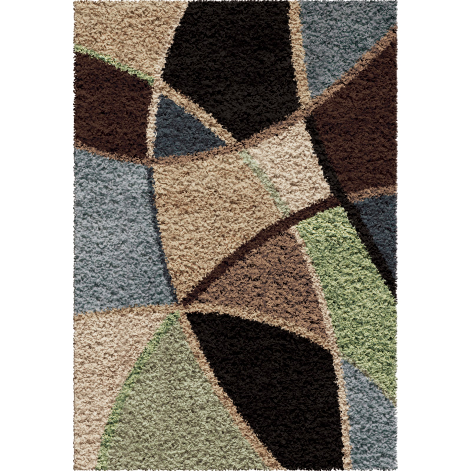 Orian Rugs Era Divulge Blue/Multi Area Rug main image