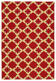 Kaleen Escape ESC01-25 Red Area Rug main image