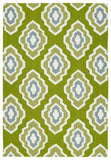 Kaleen Escape ESC02-50 Green Area Rug main image