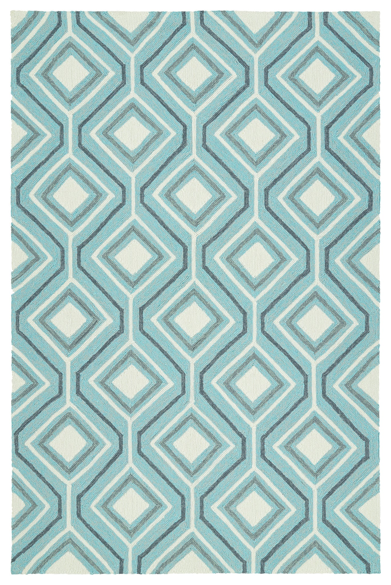 Kaleen Escape ESC04-17 Blue Area Rug main image