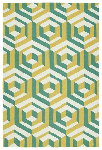 Kaleen Escape ESC06-05 Gold Area Rug