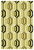 Kaleen Escape ESC08-05 Gold Area Rug