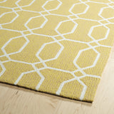 Kaleen Escape ESC10-05 Gold Hand Tufted Area Rug