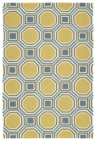 Kaleen Escape ESC11-05 Gold Area Rug main image