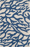 Surya Escape ESP-3000 Cobalt Area Rug by Somerset Bay