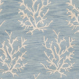 Surya Escape ESP-3013 Sky Blue Hand Tufted Area Rug by Somerset Bay Sample Swatch