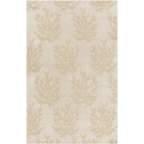 Surya Escape ESP-3115 Beige Area Rug by Somerset Bay 5' x 8'