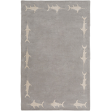 Surya Escape ESP-3120 Light Gray Area Rug by Somerset Bay