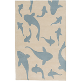 Surya Escape ESP-3126 Slate Area Rug by Somerset Bay 5' x 8'