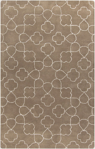Surya Essence ESS-7670 Olive Hand Tufted Area Rug