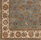 Surya Estate EST-10565 Moss Hand Knotted Area Rug Sample Swatch