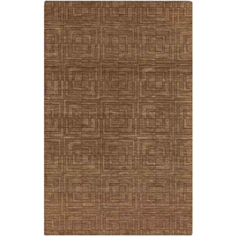 Surya Etching ETC-4910 Taupe Area Rug main image