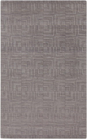 Surya Etching ETC-4913 Light Gray Area Rug main image