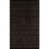 Surya Etching ETC-4922 Chocolate Area Rug 5' x 8'