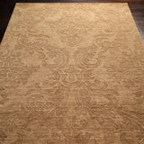 Surya Etching ETC-4924 Tan Hand Loomed Area Rug