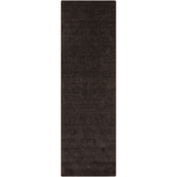 Surya Etching ETC-4925 Chocolate Area Rug 2'6'' x 8' Runner