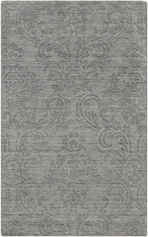 Surya Etching ETC-4926 Grey Area Rug main image