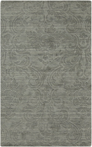Surya Etching ETC-4931 Grey Area Rug main image