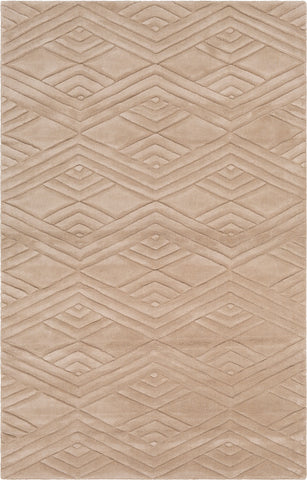 Surya Etching ETC-5000 Taupe Area Rug main image
