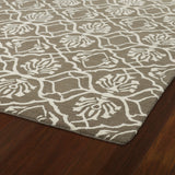 Kaleen Evolution EVL01-82 Lt Brown Hand Tufted Area Rug