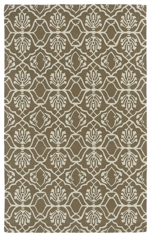 Kaleen Evolution EVL01-82 Light Brown Area Rug